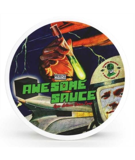 Jabón de afeitar PHOENIX ARTISAN ACCOUTREMENTS Awesome Sauce CK6 140gr